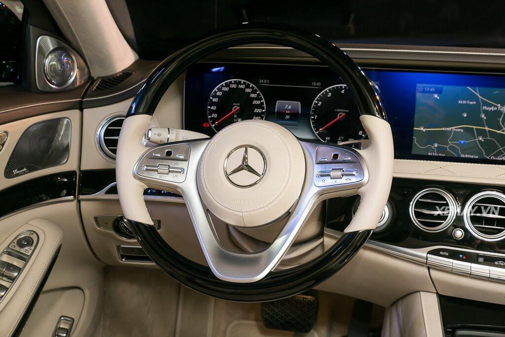 Mercedes-Benz Việt Nam chính thức trình làng S-Class 2018, giá từ 4,2 tỷ đồng - Hình 6
