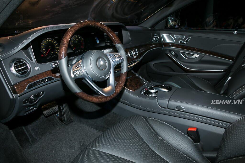 Mercedes-Benz Việt Nam chính thức trình làng S-Class 2018, giá từ 4,2 tỷ đồng - Hình 7