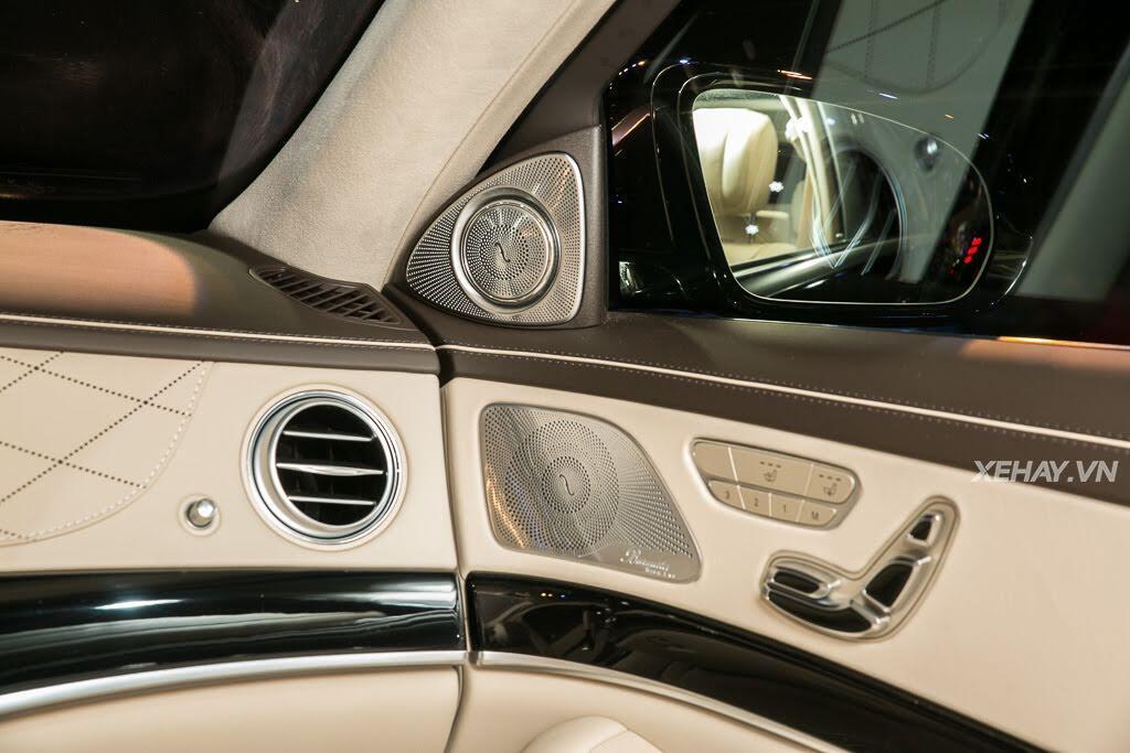 Mercedes-Benz Việt Nam chính thức trình làng S-Class 2018, giá từ 4,2 tỷ đồng - Hình 13