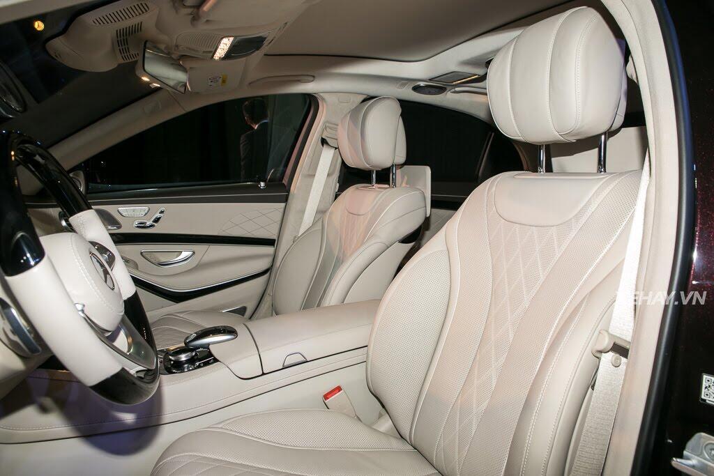 Mercedes-Benz Việt Nam chính thức trình làng S-Class 2018, giá từ 4,2 tỷ đồng - Hình 14