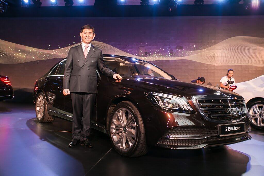 Mercedes-Benz Việt Nam chính thức trình làng S-Class 2018, giá từ 4,2 tỷ đồng - Hình 16