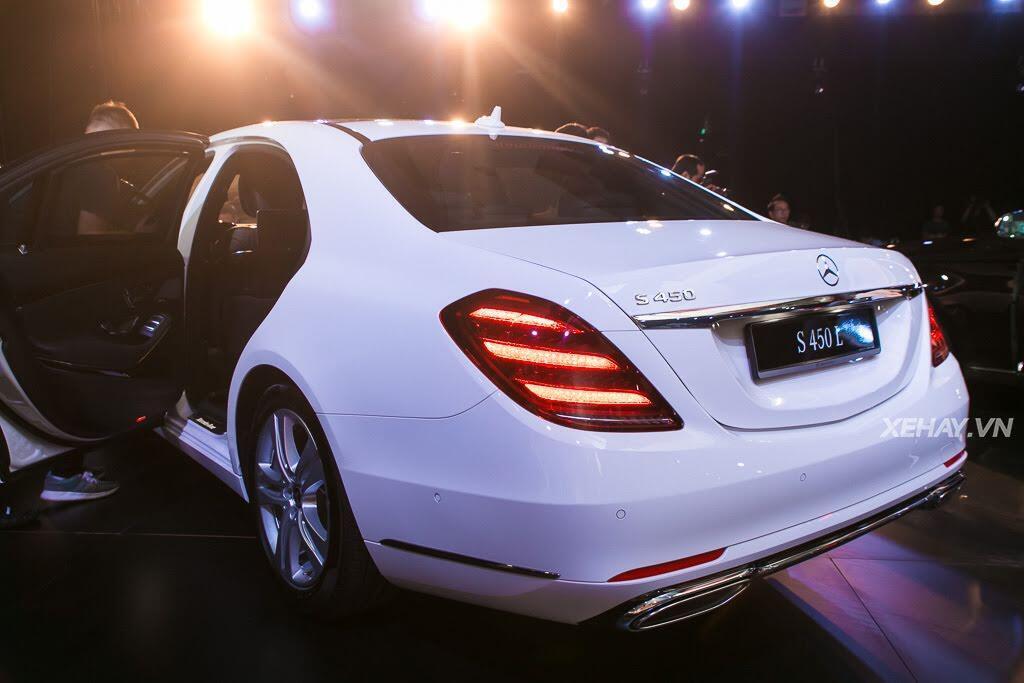 Mercedes-Benz Việt Nam chính thức trình làng S-Class 2018, giá từ 4,2 tỷ đồng - Hình 17