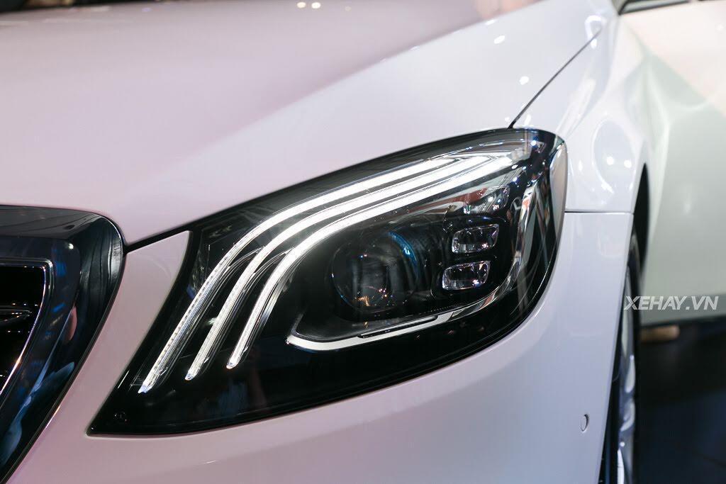 Mercedes-Benz Việt Nam chính thức trình làng S-Class 2018, giá từ 4,2 tỷ đồng - Hình 18
