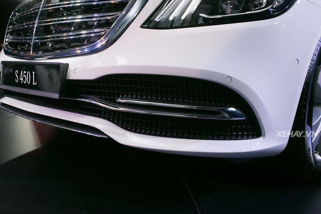 Mercedes-Benz Việt Nam chính thức trình làng S-Class 2018, giá từ 4,2 tỷ đồng - Hình 19