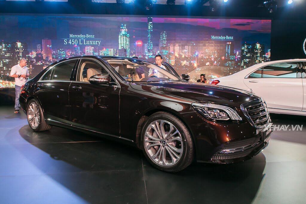 Mercedes-Benz Việt Nam chính thức trình làng S-Class 2018, giá từ 4,2 tỷ đồng - Hình 20