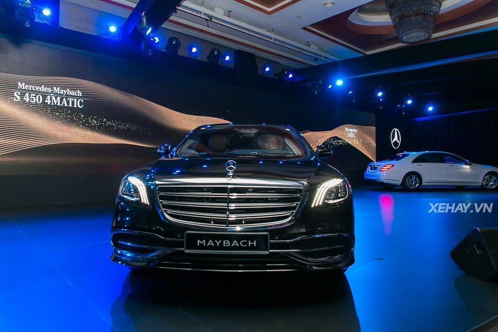 Mercedes-Benz Việt Nam chính thức trình làng S-Class 2018, giá từ 4,2 tỷ đồng - Hình 21