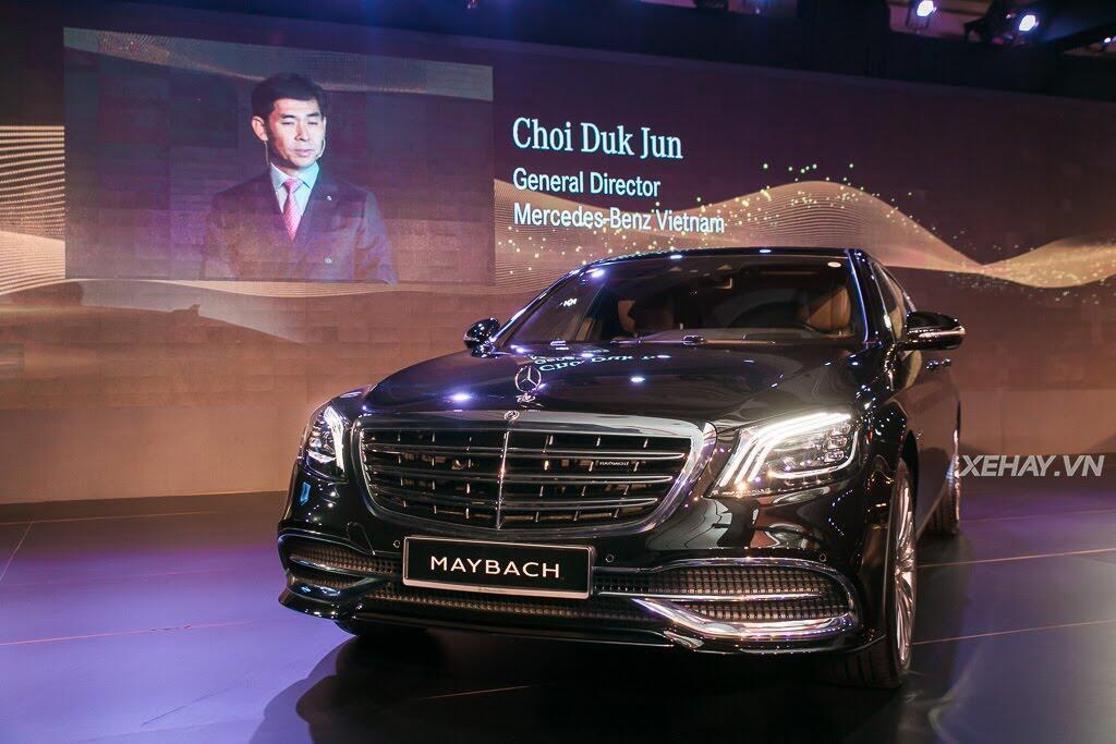 Mercedes-Benz Việt Nam chính thức trình làng S-Class 2018, giá từ 4,2 tỷ đồng - Hình 24