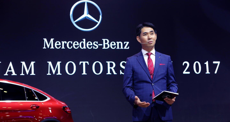 Mercedes-Benz Việt Nam có Tổng Giám đốc mới - Hình 1