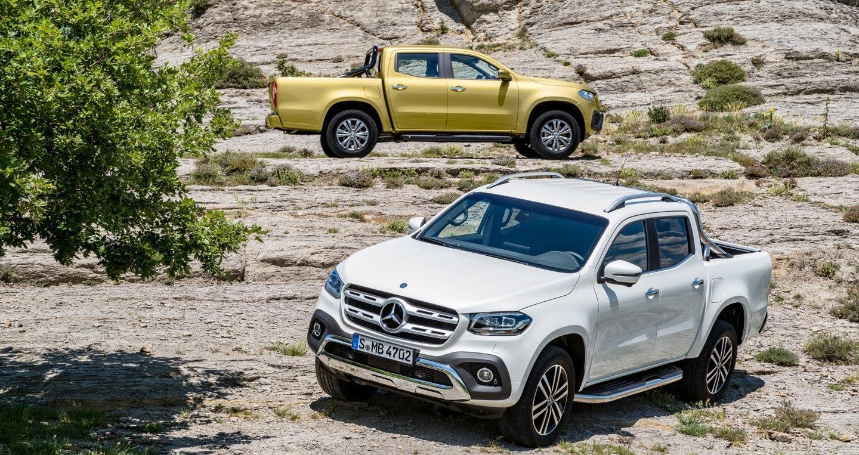 Mercedes-Benz X-Class: Luồng gió mới trong phân khúc bán tải - Hình 1