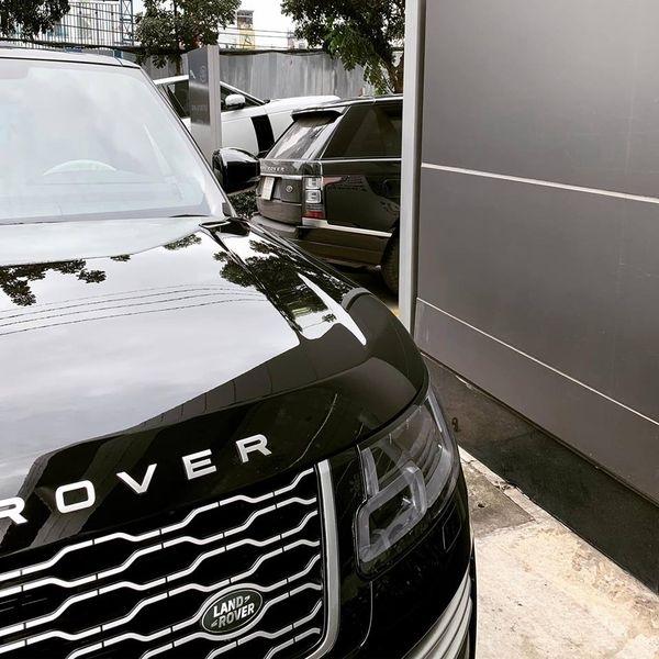 """Minh """"nhựa"""" rước Range Rover Autobiography chính hãng trước khi năm 2018 kết thúc - Hình 1"""