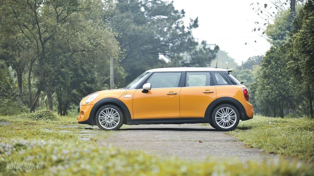 """MINI Cooper S 2015: Xe nhỏ """"sang chảnh"""" - Hình 1"""