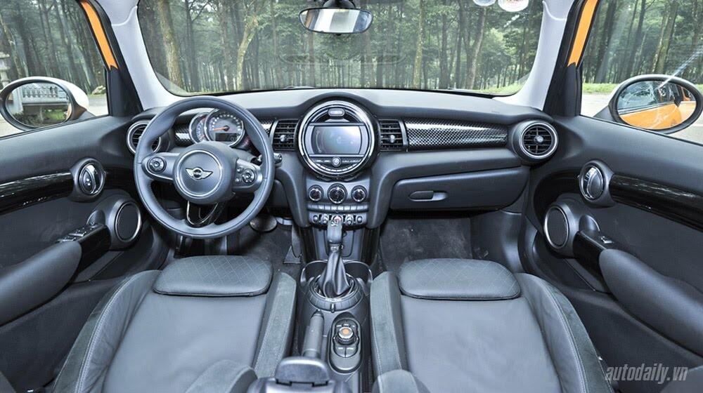 """MINI Cooper S 2015: Xe nhỏ """"sang chảnh"""" - Hình 2"""