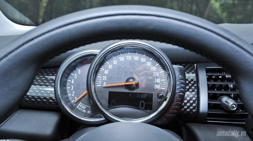 """MINI Cooper S 2015: Xe nhỏ """"sang chảnh"""" - Hình 3"""