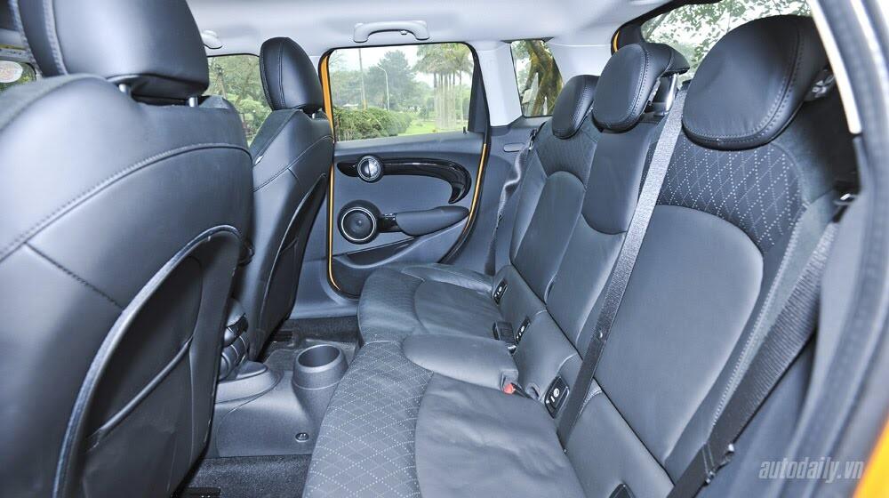 """MINI Cooper S 2015: Xe nhỏ """"sang chảnh"""" - Hình 4"""