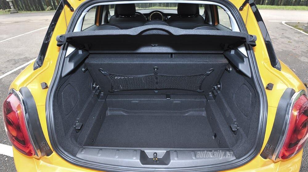 """MINI Cooper S 2015: Xe nhỏ """"sang chảnh"""" - Hình 5"""