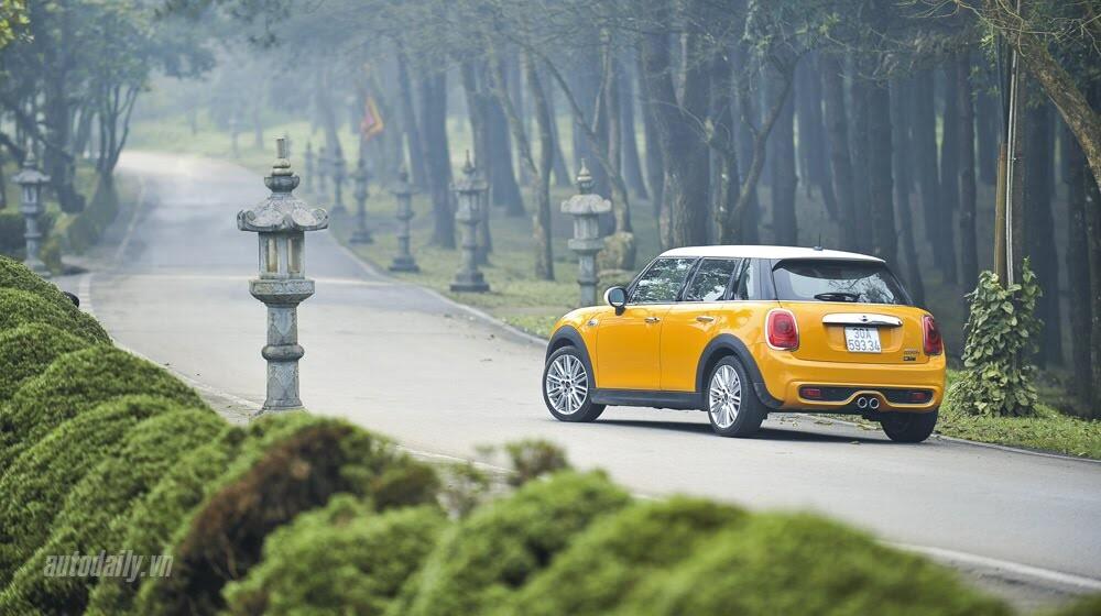 """MINI Cooper S 2015: Xe nhỏ """"sang chảnh"""" - Hình 6"""