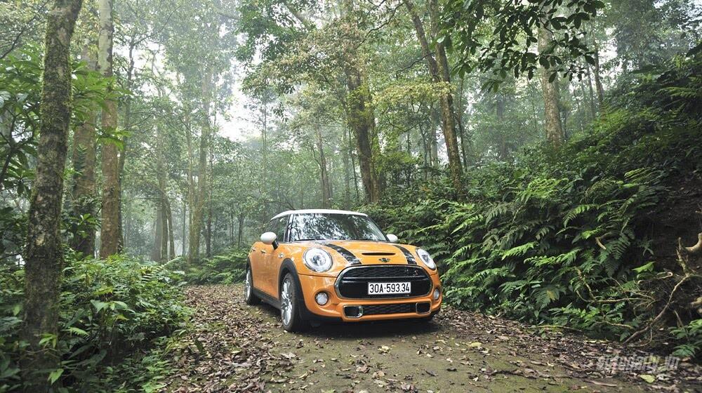 """MINI Cooper S 2015: Xe nhỏ """"sang chảnh"""" - Hình 7"""