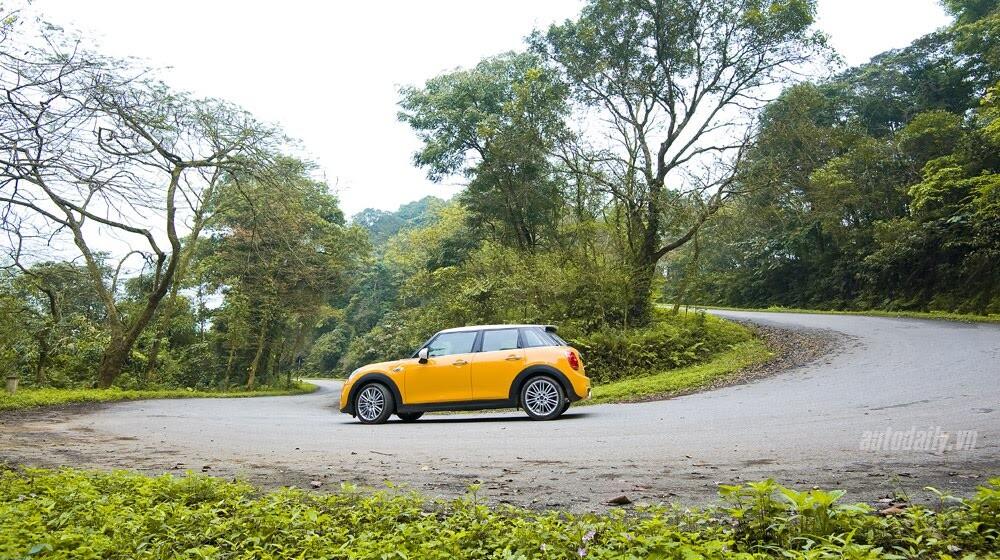 """MINI Cooper S 2015: Xe nhỏ """"sang chảnh"""" - Hình 8"""