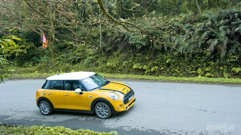 """MINI Cooper S 2015: Xe nhỏ """"sang chảnh"""" - Hình 9"""