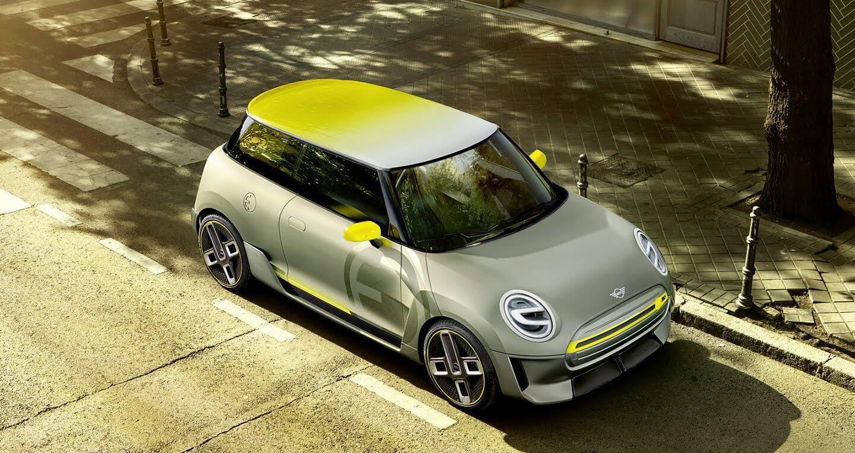 Mini giới thiệu mẫu xe điện dành cho tương lai Electric Concept - Hình 2