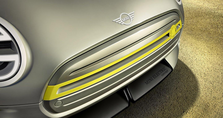 Mini giới thiệu mẫu xe điện dành cho tương lai Electric Concept - Hình 6
