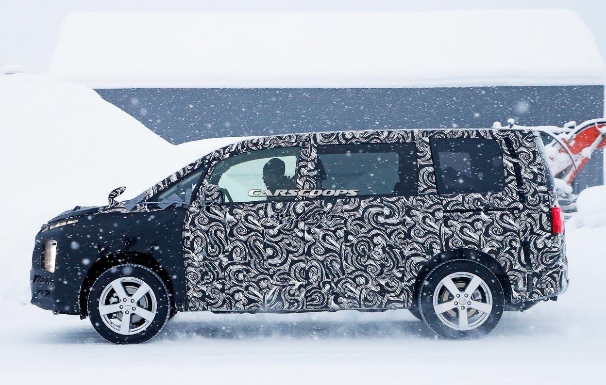 Minivan Mitsubishi thử nghiệm thực tế, chuẩn bị ra mắt vào cuối năm - Hình 4