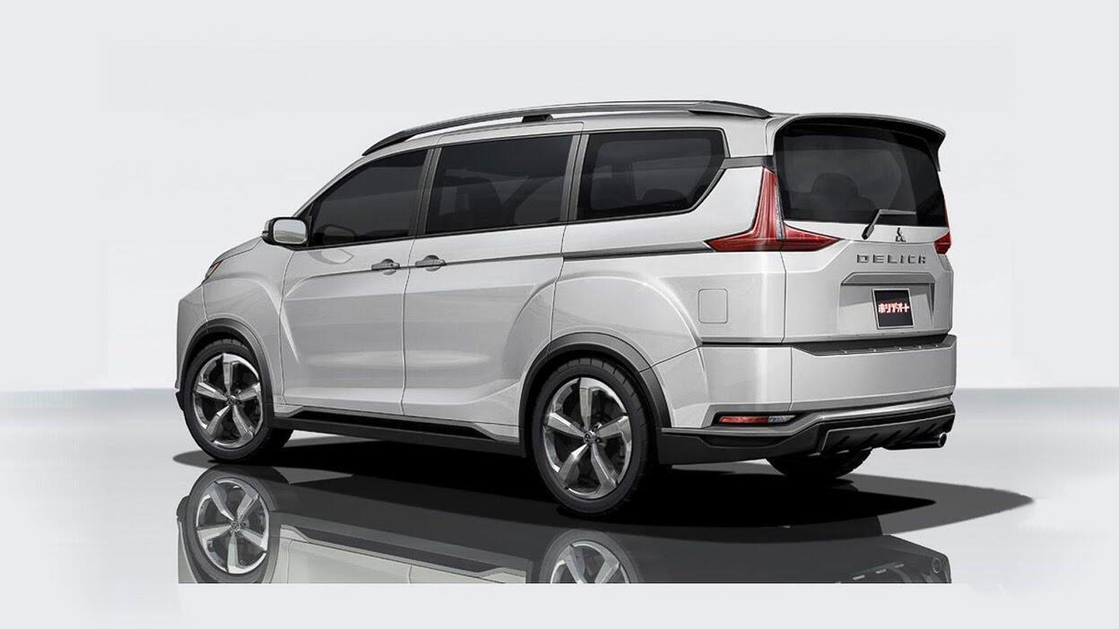 Minivan Mitsubishi thử nghiệm thực tế, chuẩn bị ra mắt vào cuối năm - Hình 8
