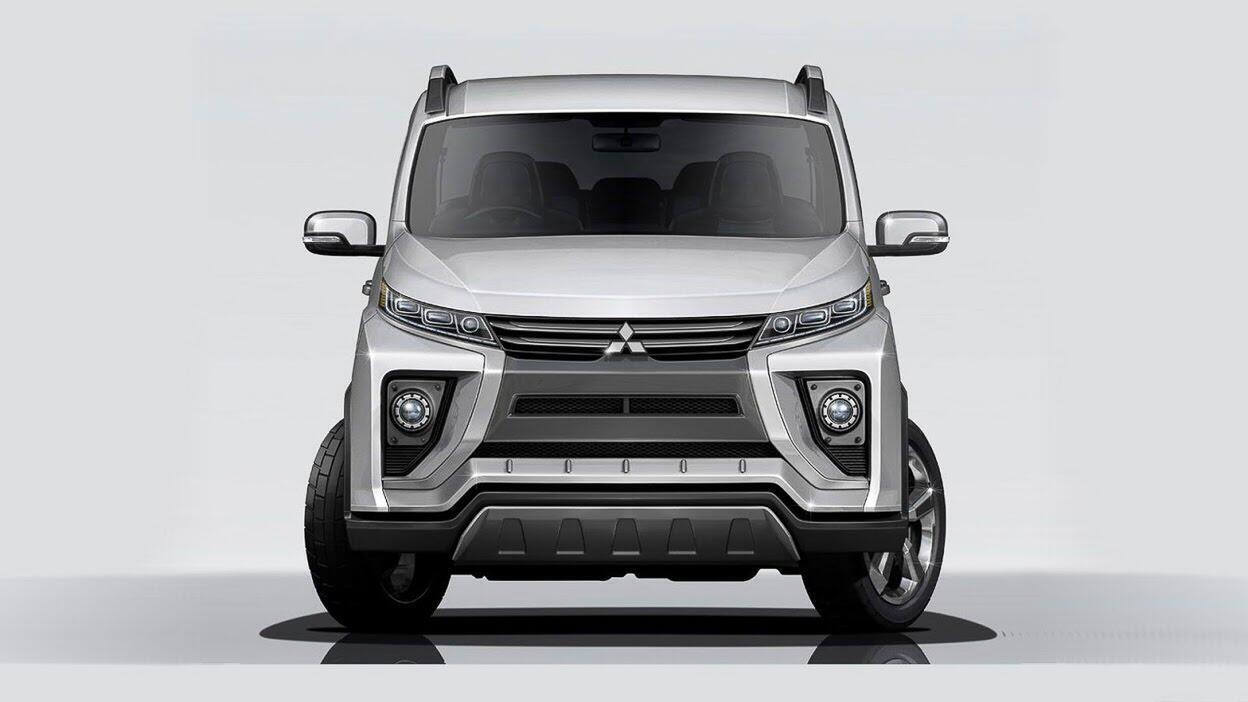 Minivan Mitsubishi thử nghiệm thực tế, chuẩn bị ra mắt vào cuối năm - Hình 9