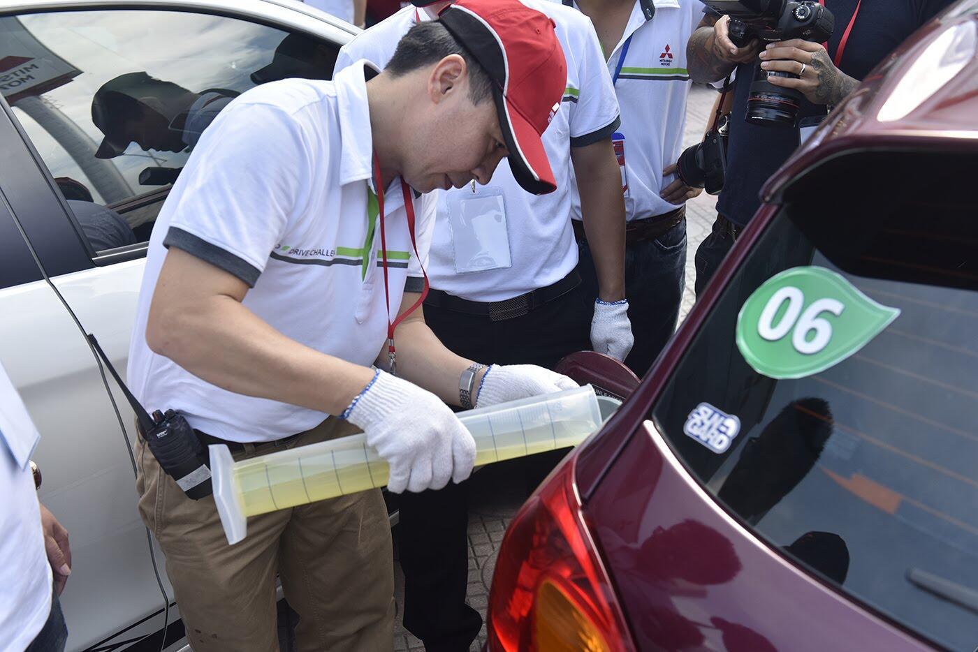 Mitsubishi Attrage lập kỷ lục mới về mức tiêu thụ nhiên liệu - Hình 2