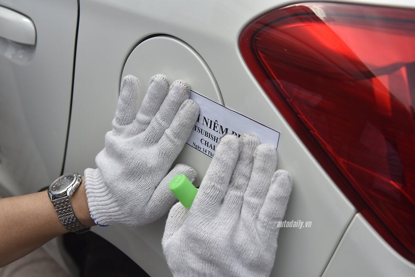 Mitsubishi Attrage lập kỷ lục mới về mức tiêu thụ nhiên liệu - Hình 3