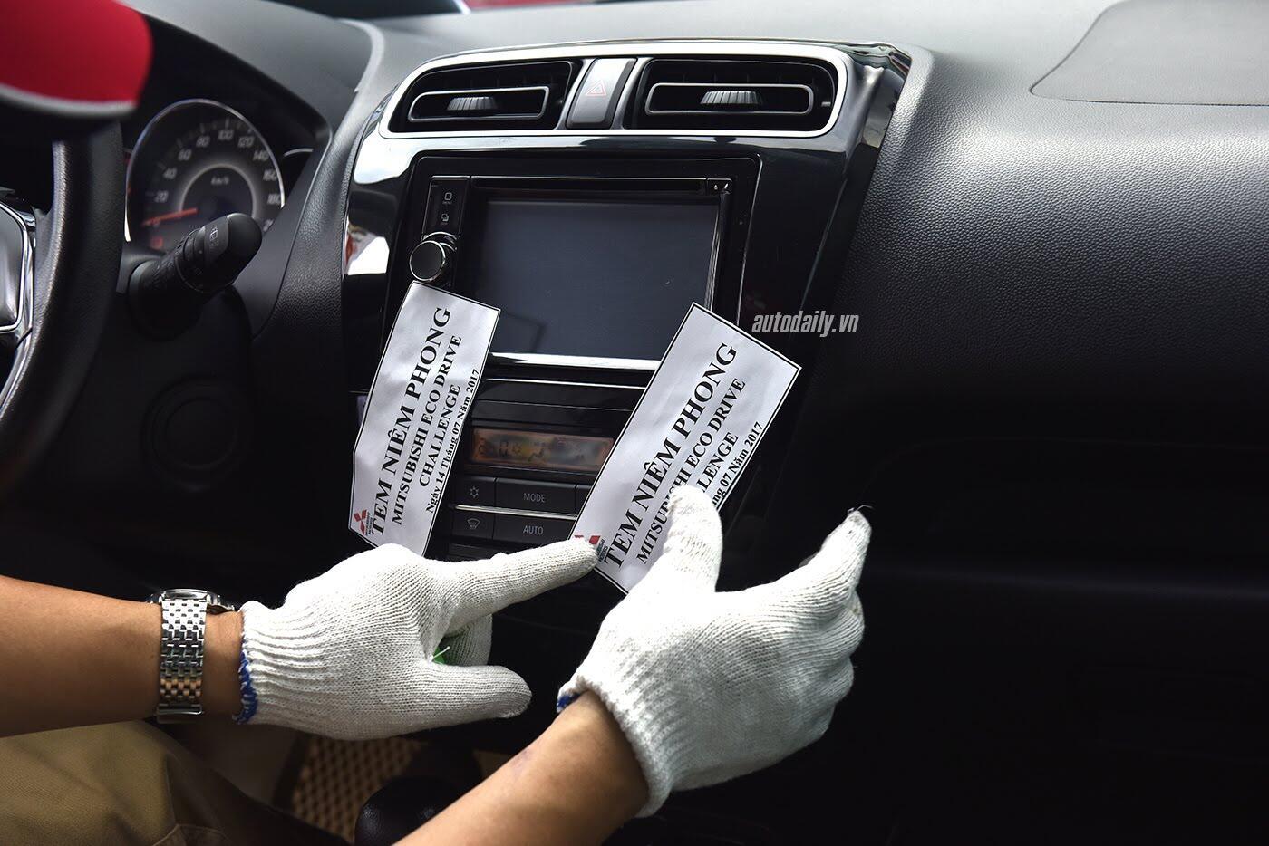 Mitsubishi Attrage lập kỷ lục mới về mức tiêu thụ nhiên liệu - Hình 4