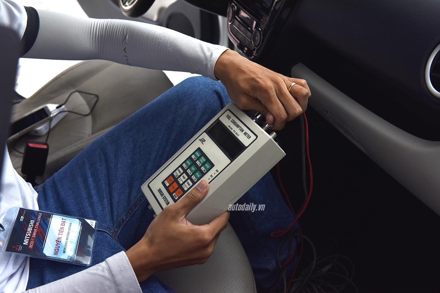 Mitsubishi Attrage lập kỷ lục mới về mức tiêu thụ nhiên liệu - Hình 5