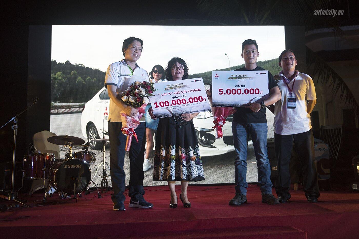 Mitsubishi Attrage lập kỷ lục mới về mức tiêu thụ nhiên liệu - Hình 8