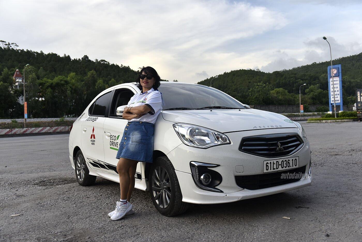 Mitsubishi Attrage lập kỷ lục mới về mức tiêu thụ nhiên liệu - Hình 9