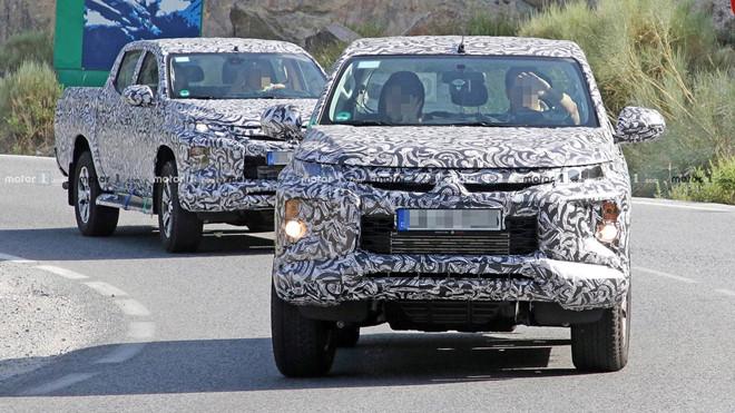 Mitsubishi bật mí thiết kế mẫu xe bán tải Triton mới - Hình 2