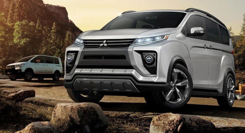 Mitsubishi công bố hình ảnh concept mới - Hình 1