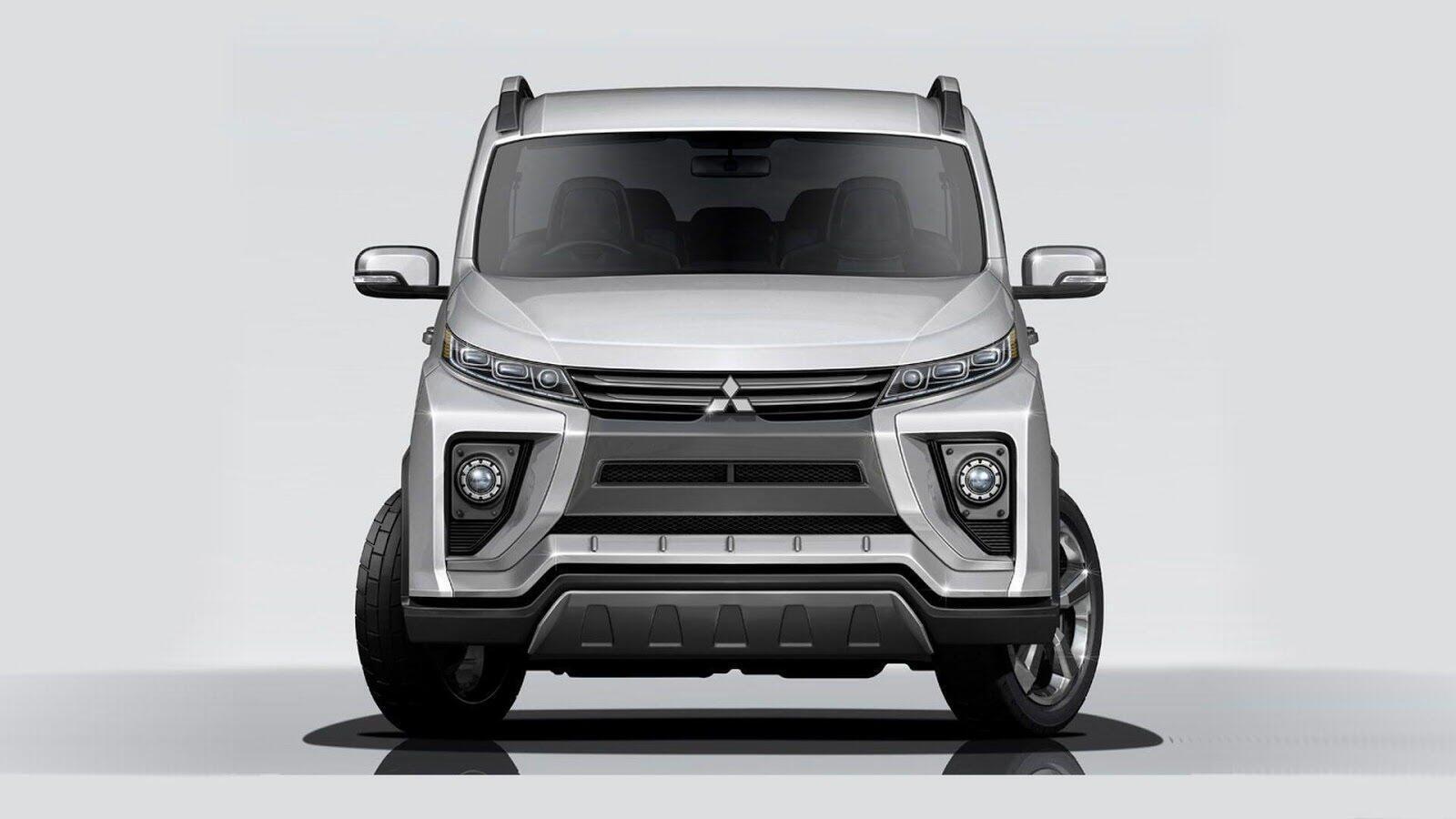 Mitsubishi công bố hình ảnh concept mới - Hình 2