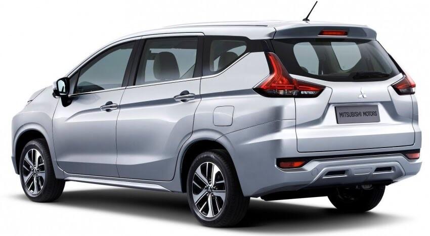 Mitsubishi Expander hoàn toàn mới ra mắt - Hình 2