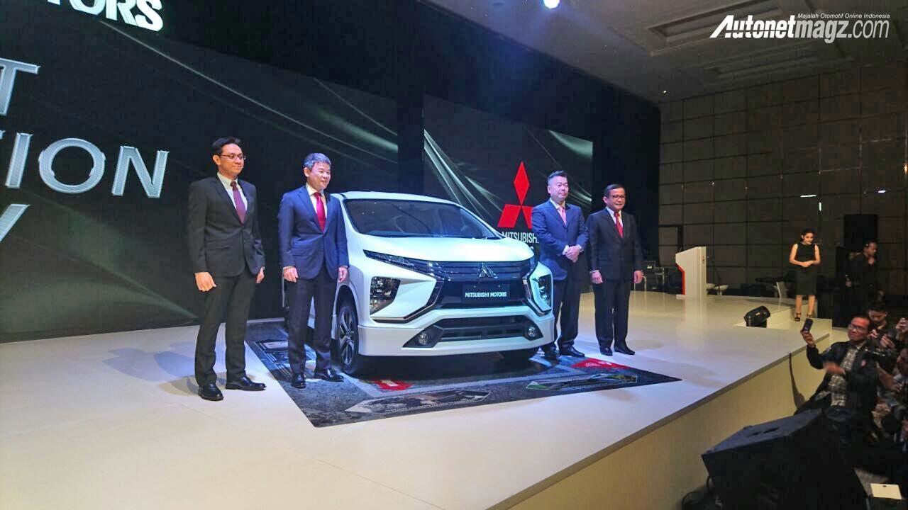 Mitsubishi Expander hoàn toàn mới ra mắt - Hình 4