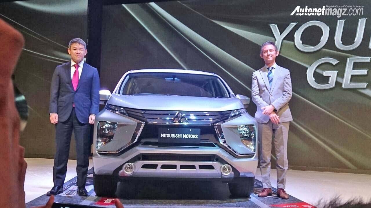 Mitsubishi Expander hoàn toàn mới ra mắt - Hình 5