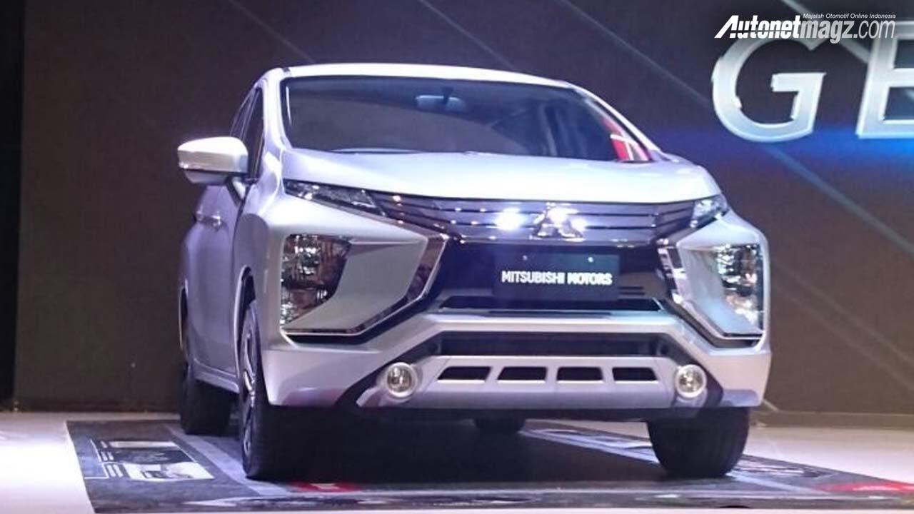 Mitsubishi Expander hoàn toàn mới ra mắt - Hình 6