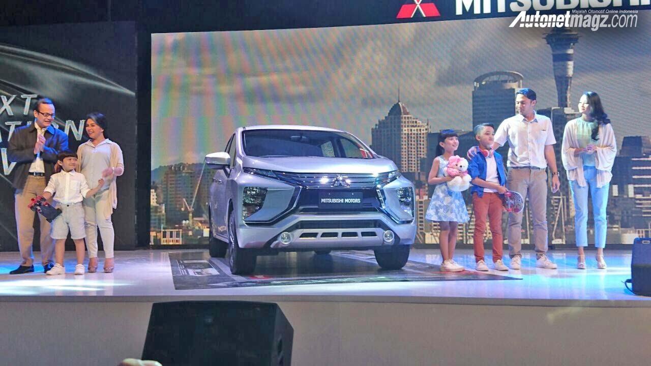 Mitsubishi Expander hoàn toàn mới ra mắt - Hình 7