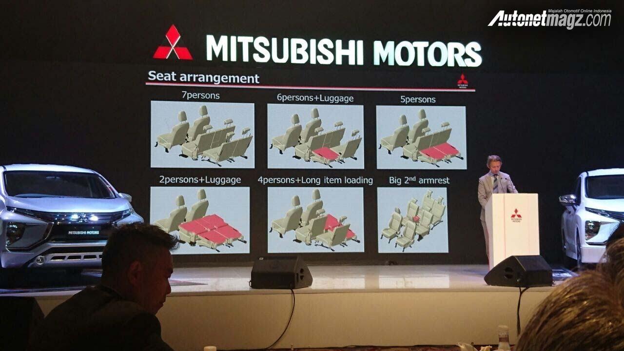 Mitsubishi Expander hoàn toàn mới ra mắt - Hình 8