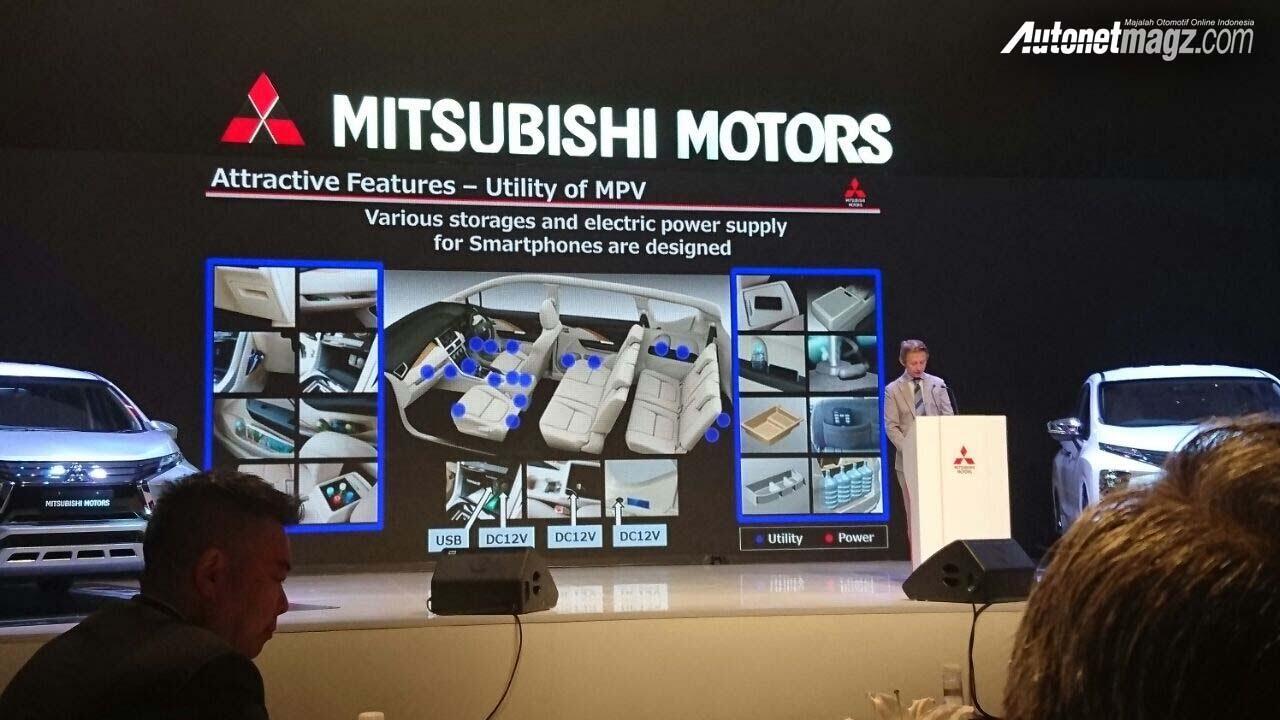 Mitsubishi Expander hoàn toàn mới ra mắt - Hình 9