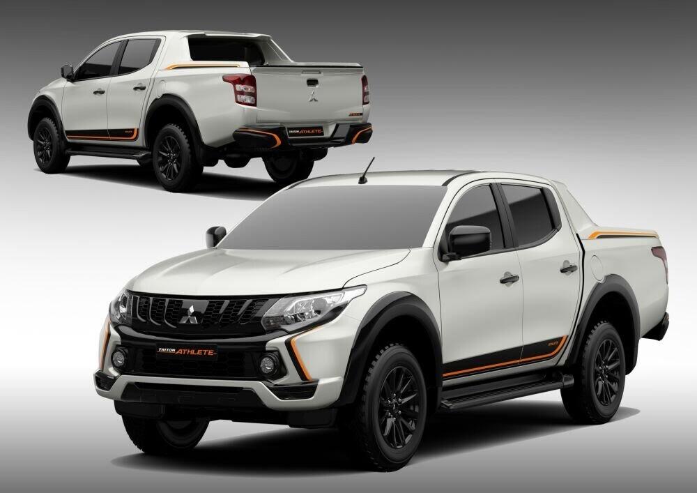 Mitsubishi giới thiệu phiên bản đặc biệt Triton Athlete tại thị trường Việt Nam - Hình 2