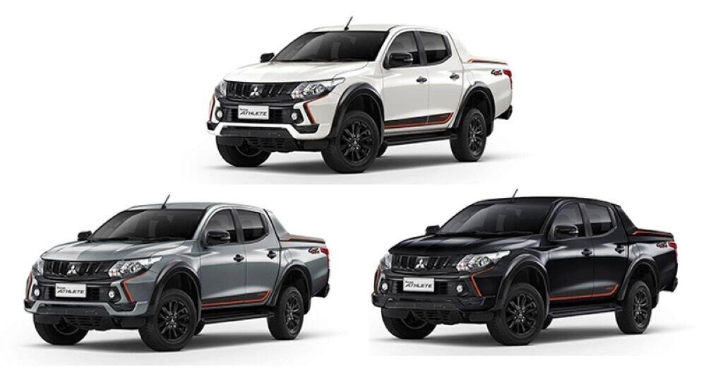 Mitsubishi giới thiệu phiên bản đặc biệt Triton Athlete tại thị trường Việt Nam - Hình 3