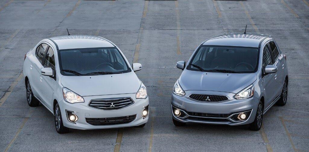 Mitsubishi Mirage mới sẽ sử dụng khung gầm của Renault Clio - Hình 2