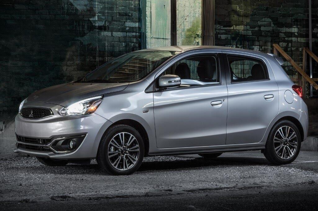 Mitsubishi Mirage mới sẽ sử dụng khung gầm của Renault Clio - Hình 3