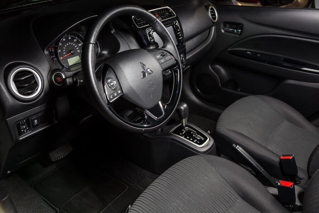 Mitsubishi Mirage mới sẽ sử dụng khung gầm của Renault Clio - Hình 6