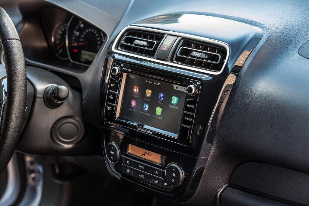 Mitsubishi Mirage mới sẽ sử dụng khung gầm của Renault Clio - Hình 7